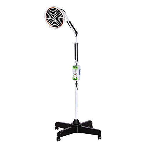 Read About YLTTZ 300W Infrared Light Heating Floor Lamp TDP, Mineral Therapy Improve Blood Circulati...