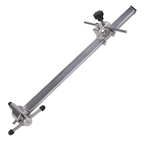 linjunddd Praktische Edelstahl-Fahrrad-schaltauge Ausrichtung Messer Fahrrad-Reparatur-Werkzeug