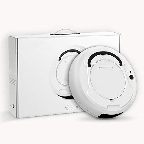 LG Snow Robot Aspiradora, La Barredora De Robot De Inicio De Un Toque Que Limpia Habitaciones Complejas Y Tiene Una Duración De La Batería De hasta 70 Minutos, Incluso En Azulejos Y Alfombras.