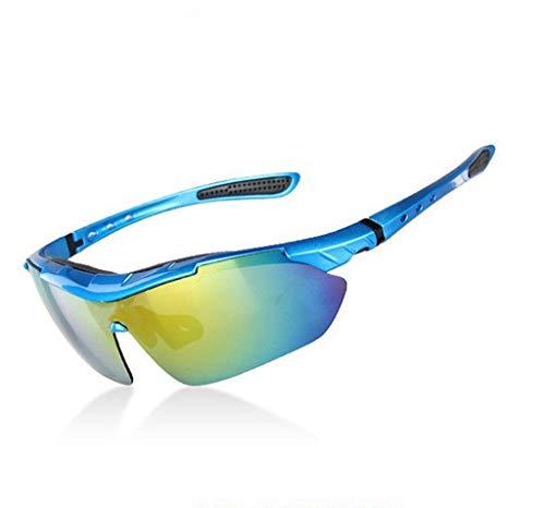 Outdoor sport houlian shop Gafas de Ciclismo para Deportes al Aire Libre...