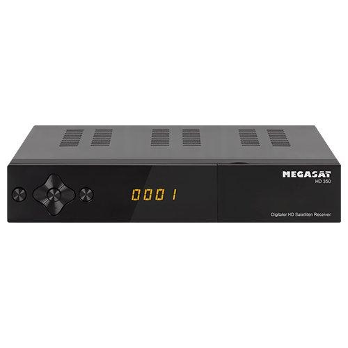 Megasta Sat-Receiver Megasat HD 350, 12 / 230 Volt