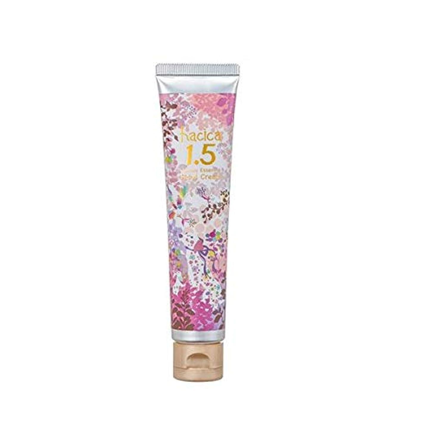 ロータリークリップ締め切りハチカ ハニーエッセンス ハンドクリーム 1.5 フルーティハニーの香り 40g