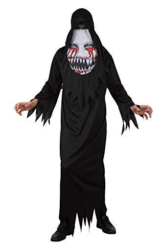 U LOOK UGLY TODAY Halloween Kostüm Herren Totenkopf Muster Jacke Anzug Blazer Verkleidungsparty Dress-up Party