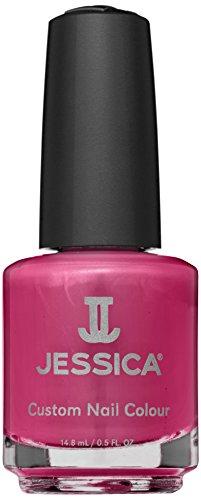 Jessica Custom Nail Colour Nagellack, Dunkelrosa