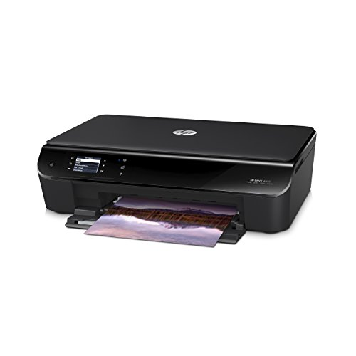 HP Envy 4500 e-All-in-One Drucker (Drucker, Scanner, Kopierer, 1200 x 600 dpi, WiFi, USB 2.0, Smartphone und Tablet Drucker) schwarz