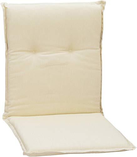 Kissen Polster für Niederlehner in hell-beige für Gartenmöbel