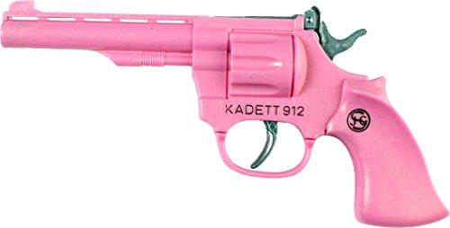 J. G. Schrödel 4029120 - Cadet 100-shot a Tester di Pistola, 19 cm, Colore Rosa