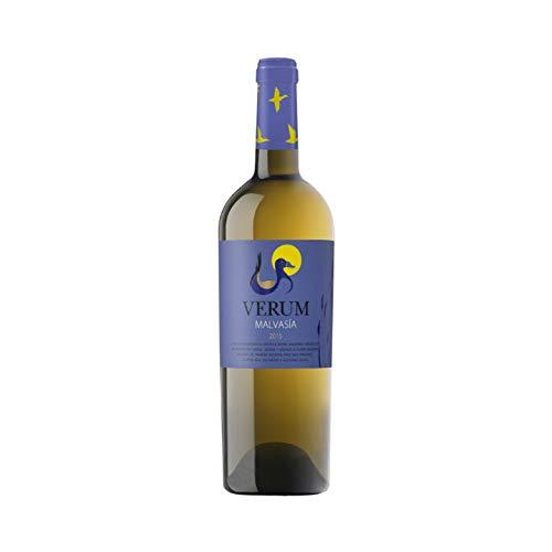 Verum Vino Blanco Malvasía - 3 botellas x 750 ml- Total: 2250 ml