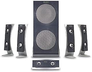 Altec Lansing 5100 5.1 Computer Speakers (6-Speaker, Black)