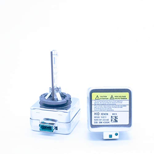 LEDPremium 2x D3S PK32d-5 35W 12/24V WHITE 4300K Ampoules HID XENON