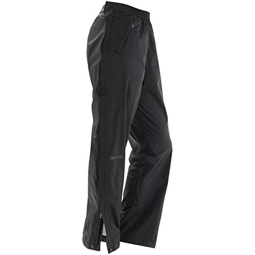 Marmot 46260S-001-2 Pantalón Corto con Cremallera, Mujer, Negro, XS