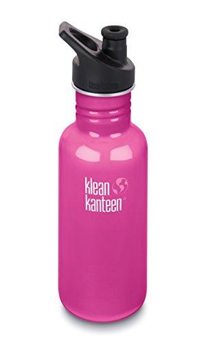 Klean Kanteen Pack Flaschen, Edelstahl, Wild Orchid, 4.4cm