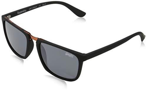 Superdry Maverick gafas de sol, Rubberised Black, OS para Hombre