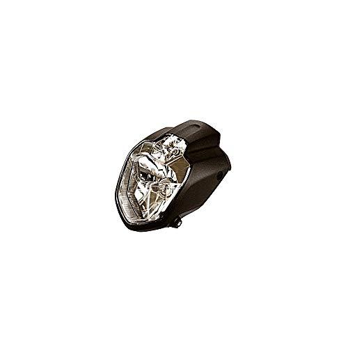 Koplamp URBAN met parkeerlicht zwart zijdelingse bevestiging MT-03 optiek E-getest