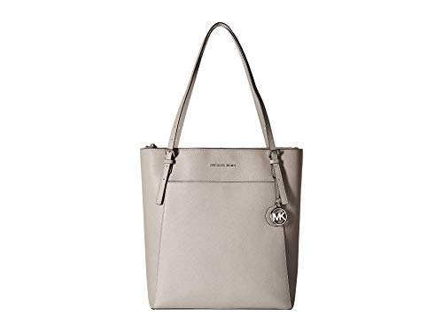 MICHAEL Michael Kors Voyager Large North/South Tote Pearl Grey One Size
