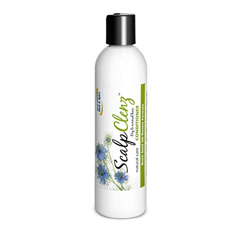 North American Herb & Spice ScalpClenz with Black Seed Conditioner 8 oz
