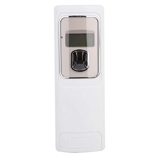 BOTEGRA Dispensador de Perfume Dispensador de Fragancia LCD Automático Duradero Fácil Operación para Oficina, Lugar Comercial para Hogar Escritorio Pared