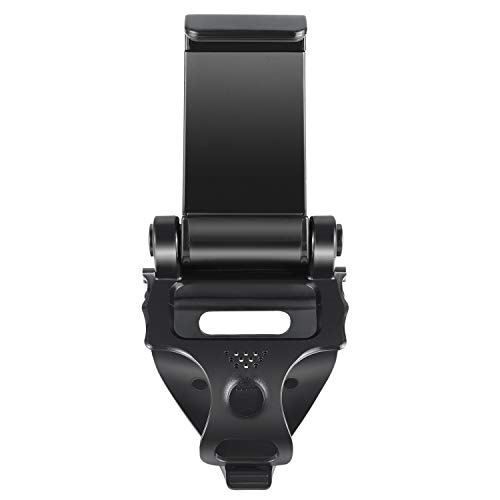 2 Stück Klapp PlayStation4 Kontroller Clip Handyhalter Smart Phone Game Clamp für PS4 Controller(Controller not Include)