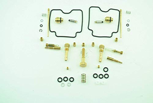 Auto-Moto Carburetor Repair Rebuild Kits for Yamaha Raptor 660 CARB KIT YFM660R 2001-2005