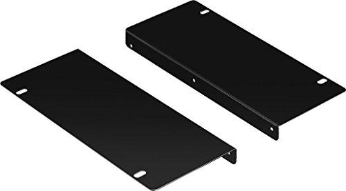 IMG Stage Line MMX-44RM 482 mm Montagewinkelset für den Rackeinbau eines Audio-Mischpults schwarz
