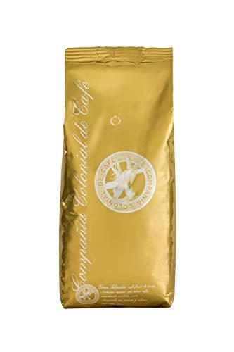 Cafe en Grano Natural 100% – Espresso intenso mezcla arabica y robusta consumo diario profesional – Comercio Justo