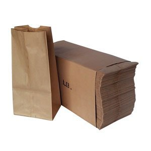 Paper Lunch Bags Paper Grocery Bags Durable Kraft Paper Bags Pack Of 500 Bags  3 LB Brown