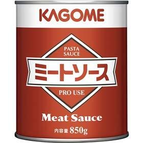 カゴメ) ミートソース2号缶