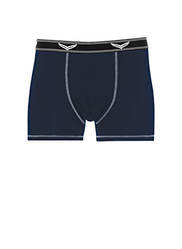 Trigema Herren 6343121 Boxershorts, Navy, XXXL
