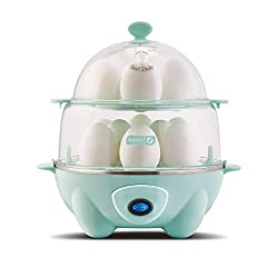 Dash Deluxe rapid egg cooker image