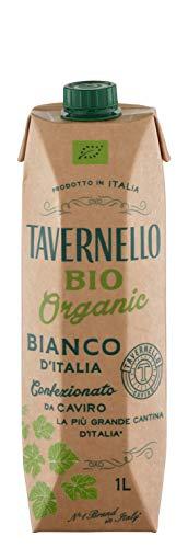 Tavernello Vino D'Italia Bianco Bio trocken (1 x 1l)
