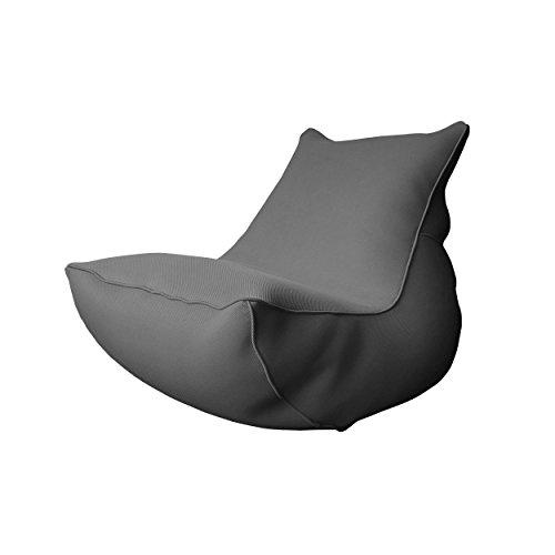 Proloisirs–Cojín Lounge Big Bag–Gris Antracita