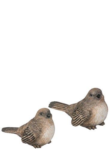 Sullivans Set of 2 Resin Bird Figurines