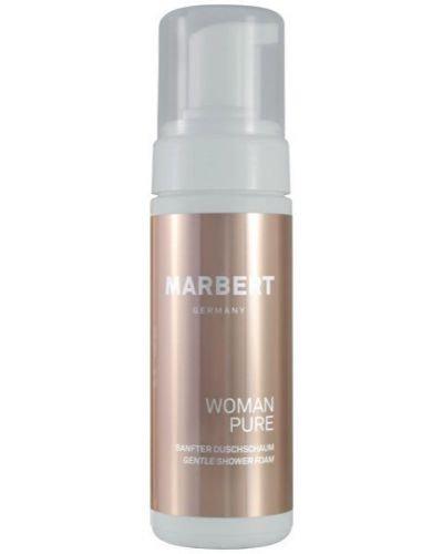 Marbert Woman Pure femme/women, Gentle Shower Foam, 1er Pack (1 x 150 ml)