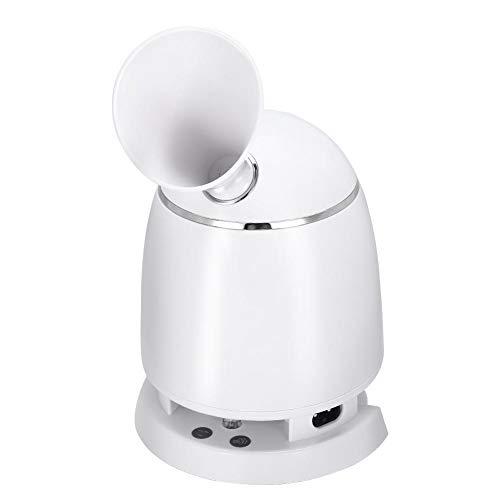 2in1 Ionic Facial Steamer Fruit Mask Machine Hot Mist Hydratant Personal Skin Care Beauty Tool Mist Sprayer Atomization Face Moisturizing & Hydrating Sprayer