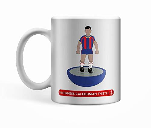 Inverness Caladonian Thistle FC Ceramic Mug/Cup