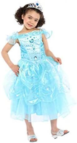 National uniform free shipping Rubie's Costume Co Special Campaign Blue Diamond Princess Toddler