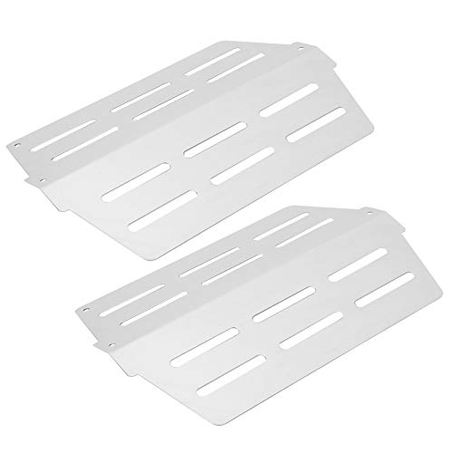 BBQ Heat Plate, Easy to Install Grill Heat Tents, Stainless Steel Wear‑Resistant for Home Kitchen