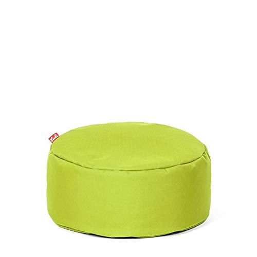 Tuli Puf Nicht Abnehmbarer Bezug - Polyester Neon, Stoff, One Size
