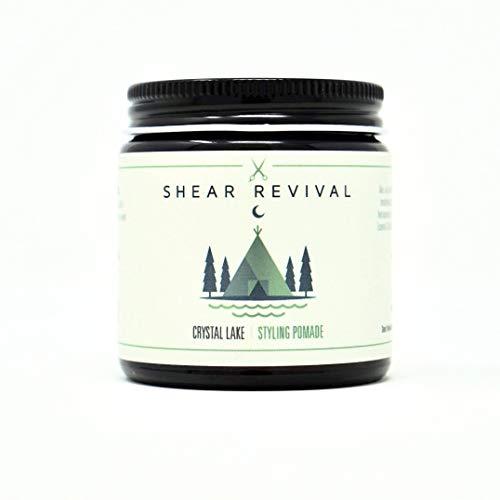 Shear Revival Crystal Lake Water Based Pomade 4oz