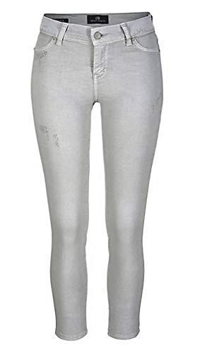 Jeans damesjeans Lonia van LTB 7/8 in grijs