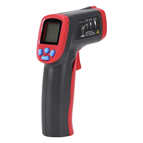 Infraroodthermometer, AN550 Verstelbare contactloze, zeer nauwkeurige IR-temperatuurmeter
