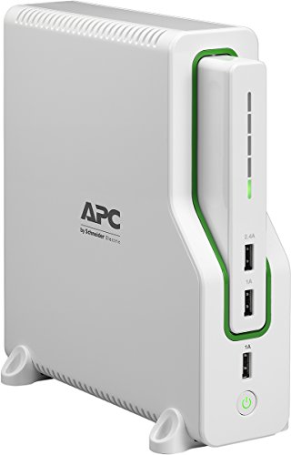 APC Back-UPS Connect Lithium Ion UPS with Mobile Power Pack, USB...