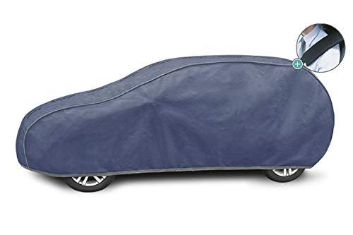 Vollgarage PG L1 geeignet für Peugeot 208 II ab 2019 atmungsaktiv dampfdruchlässig Autoplane Ganzgarage + Gurtschoner