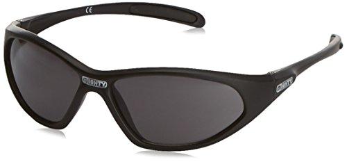 Mighty Fahrrad Sportbrille, schwarz