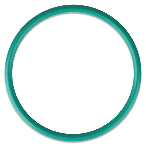 Rubber Gasket Sealing Ring 105 mm x 105mm x 8mm Fluororubber O-rings LED PAR56 Poolbeleuchtung Seal rings Dichtringe/O-Ringe für Poolscheinwerfer