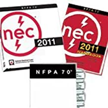NFPA 70: National Electrical Code (NEC) Looseleaf, Handbook and Tabs Set, 2011 Edition