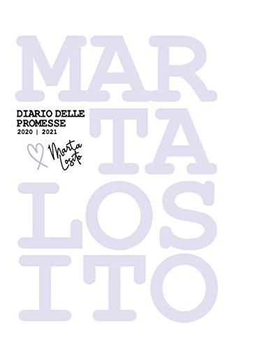 Pigna Marta Losito Diario 2020/2021 Ogni Giorno è Una promessa 16 Mesi Copertina Flessibile, IGN185