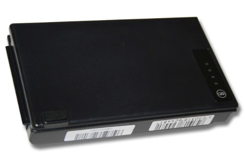 vhbw Akku passend für HP Compaq Business Notebook NC4200, NC4400, TC4200, TC4400 Laptop Notebook - (Li-Ion, 4400mAh, 11.1V, 48.84Wh, schwarz)