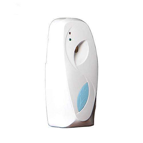 Automatic Air Freshener Dispenser Wall Mounted/Free Standing Auto Sensor Spray Dispenser for Bathroom Washroom Hotel Office White