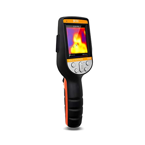 PerfectPrime IR0280H Thermal Camera for Instant Elevated Temperature Detection with Audio Alarm and Photo/Video Capture, 0.3 °C Accuracy